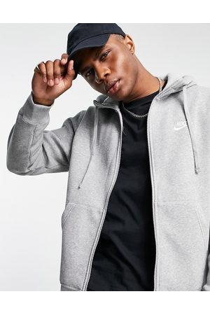 Nike Club zip up hoodie in