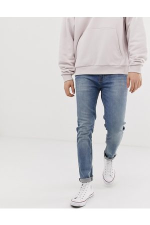 ASOS Skinny jeans in mid wash