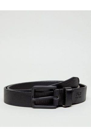 Jack & Jones Leather belt in