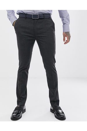 Topman Skinny smart trousers in