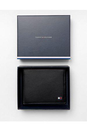 Tommy Hilfiger Eton mini billfold leather wallet in