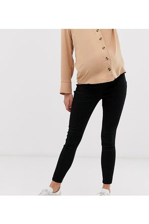 ASOS ASOS DESIGN Maternity pull on jegging in clean with under the bump waistband