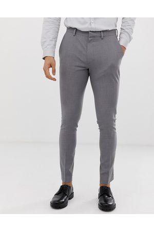 ASOS Super skinny smart trousers in