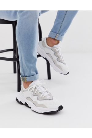 adidas Men Sneakers - Ozweego trainers in triple