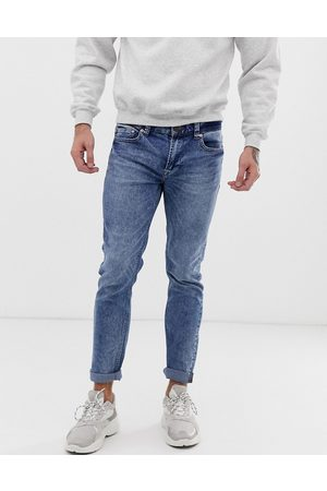 Only & Sons Skinny fit jeans in washed