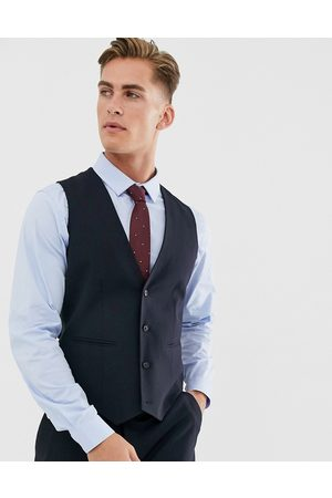 ASOS Skinny suit waistcoat in