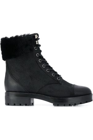 Michael Kors Faux-fur trim boots