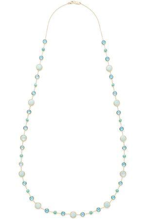 Ippolita 18kt yellow Lollipop Lollitini multi-stone necklace