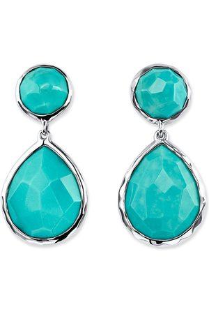 Ippolita Rock Candy turquoise drop earrings