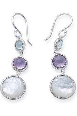 Ippolita Women Earrings - Lollipop Lollitini 3 Stone drop earrings