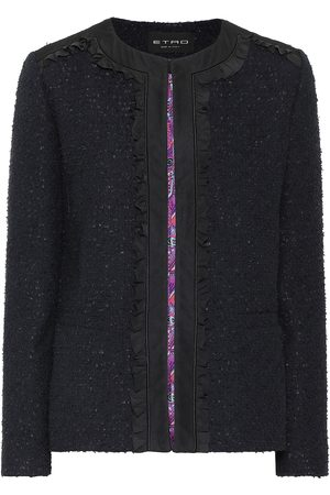 Etro Bouclé jacket