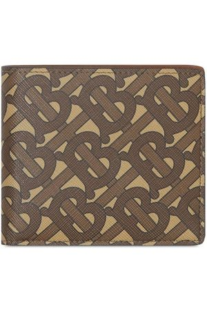 Burberry Monogram print wallet