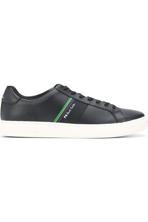 Paul Smith Contrast stripe detail sneakers