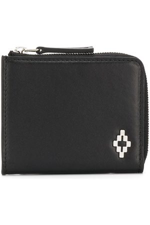 MARCELO BURLON Cross logo wallet