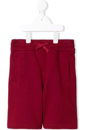 Dolce & Gabbana Brand patch bermuda shorts