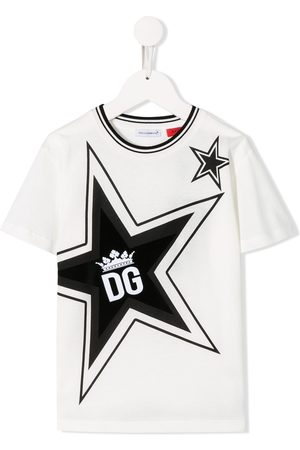 Dolce & Gabbana DG Crown print T-shirt