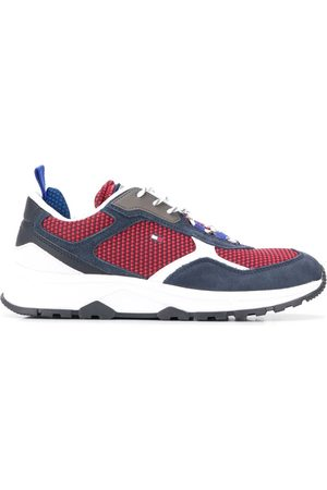 Tommy Hilfiger Panelled logo sneakers