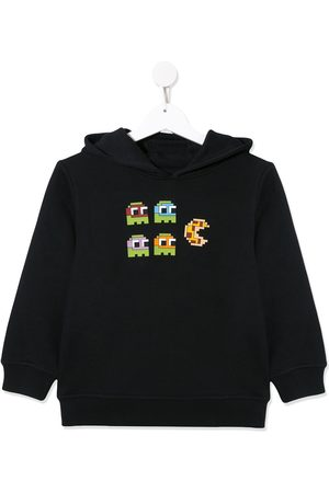 MOSTLY HEARD RARELY SEEN Pacman pizza hoodie