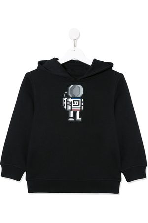 MOSTLY HEARD RARELY SEEN Astronaut hoodie