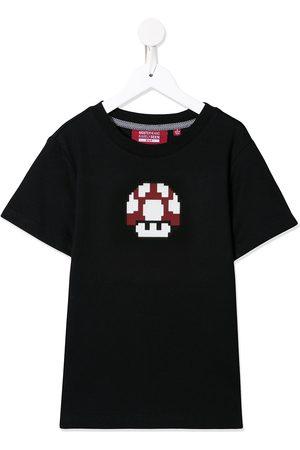 MOSTLY HEARD RARELY SEEN 8-bit mushroom T-shirt