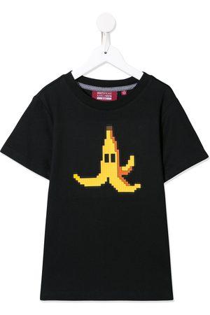 MOSTLY HEARD RARELY SEEN 8-bit banana peel T-shirt
