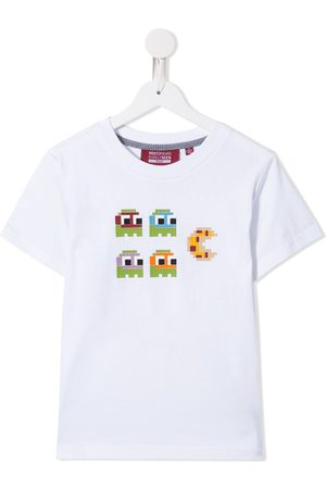 MOSTLY HEARD RARELY SEEN Pacman pizza T-shirt