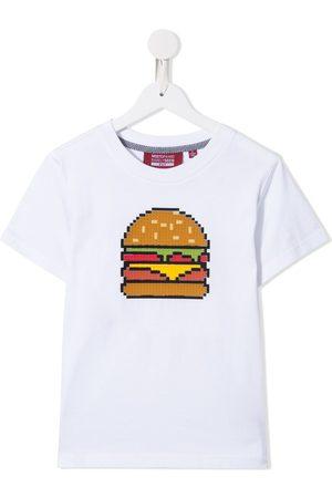 MOSTLY HEARD RARELY SEEN Burger T-shirt