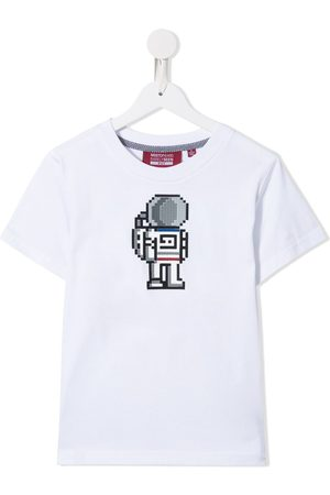 MOSTLY HEARD RARELY SEEN Astronaut T-shirt