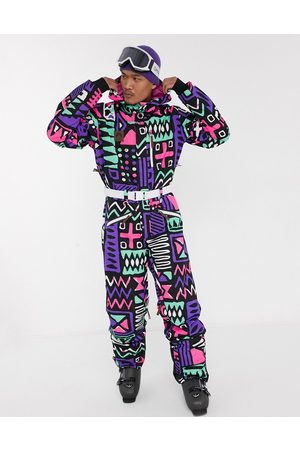 Old School Ski OOSC Jazzy Jeff snowsuit in