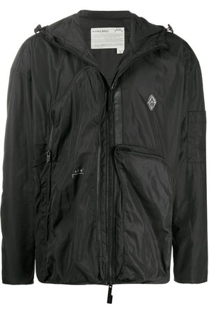 A-cold-wall* Hooded shell jacket