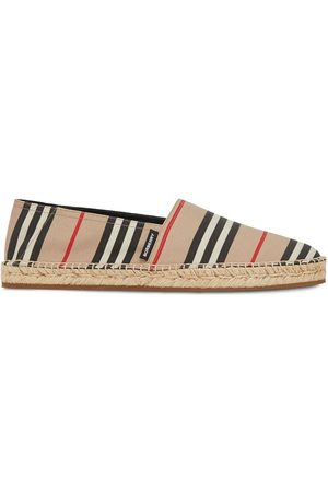 Burberry Icon stripe espadrilles