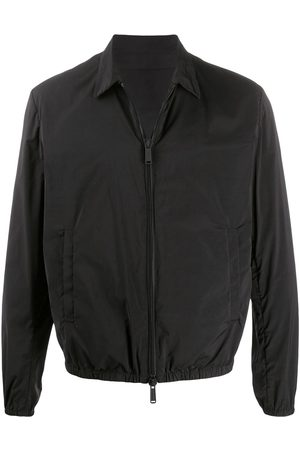 Dsquared2 Logo print bomber jacket
