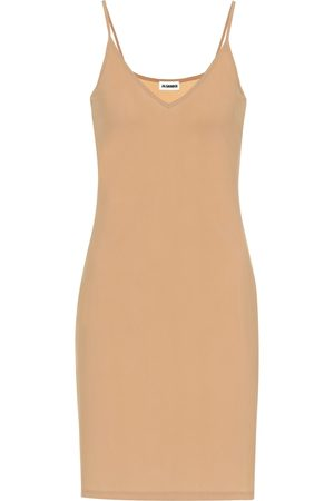 Jil Sander Stretch slip dress
