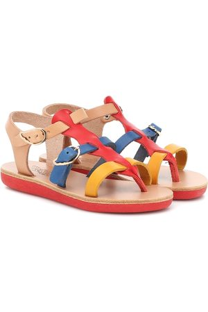 Ancient Greek Sandals Little Grace Kelly leather sandals