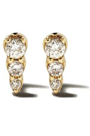 ASTLEY CLARKE Mini 'Interstellar' diamond stud earrings