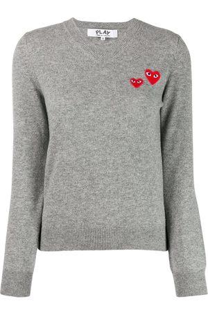 Comme des Garçons Long sleeve V-neck sweater