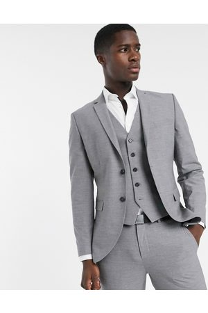 Selected Skinny fit suit jacket in