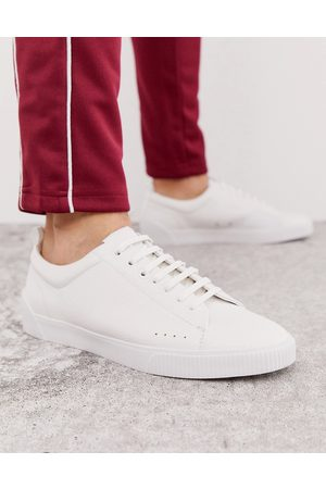 adidas Men Boots - Zero leather trainers in