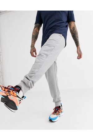 ASOS Organic tapered joggers in marl