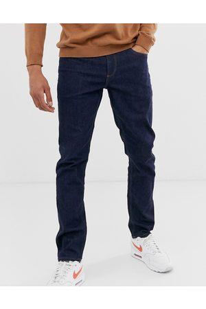 ASOS Men Slim - Stretch slim jeans in indigo