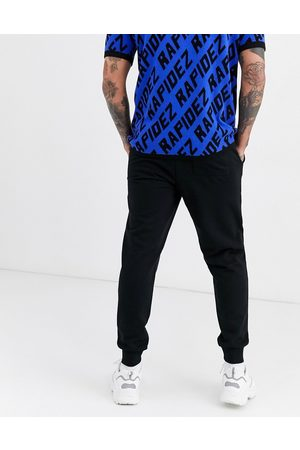 ASOS Organic tapered joggers in