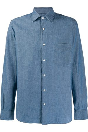 Aspesi Plain long-sleeved shirt
