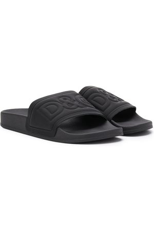 Dolce & Gabbana Girls Sandals - Slip-on slides