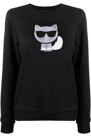 Karl Lagerfeld Ikonik Choupette sweatshirt