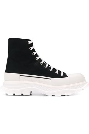 Alexander McQueen Tread Slick high-top sneakers
