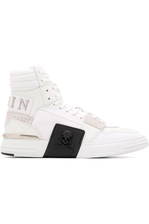 Philipp Plein Phantom hi-top sneakers