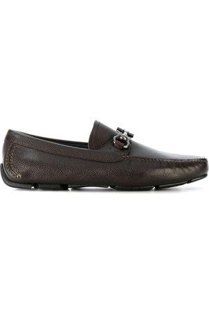 Salvatore Ferragamo Gancio horsebit loafers