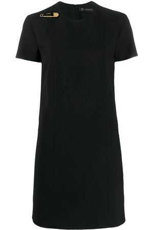 VERSACE Safety-pin T-shirt dress