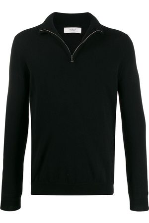 PRINGLE OF SCOTLAND Half-zip cashmere jumper