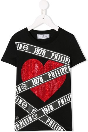 Philipp Plein Graphic T-shirt